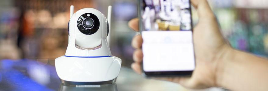 caméra ip wifi