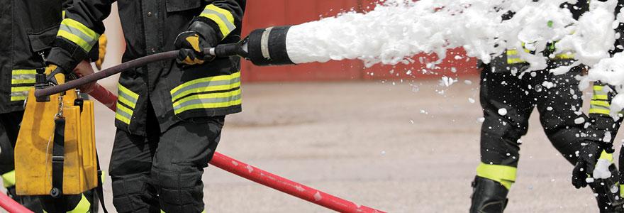 agent de sécurité incendie
